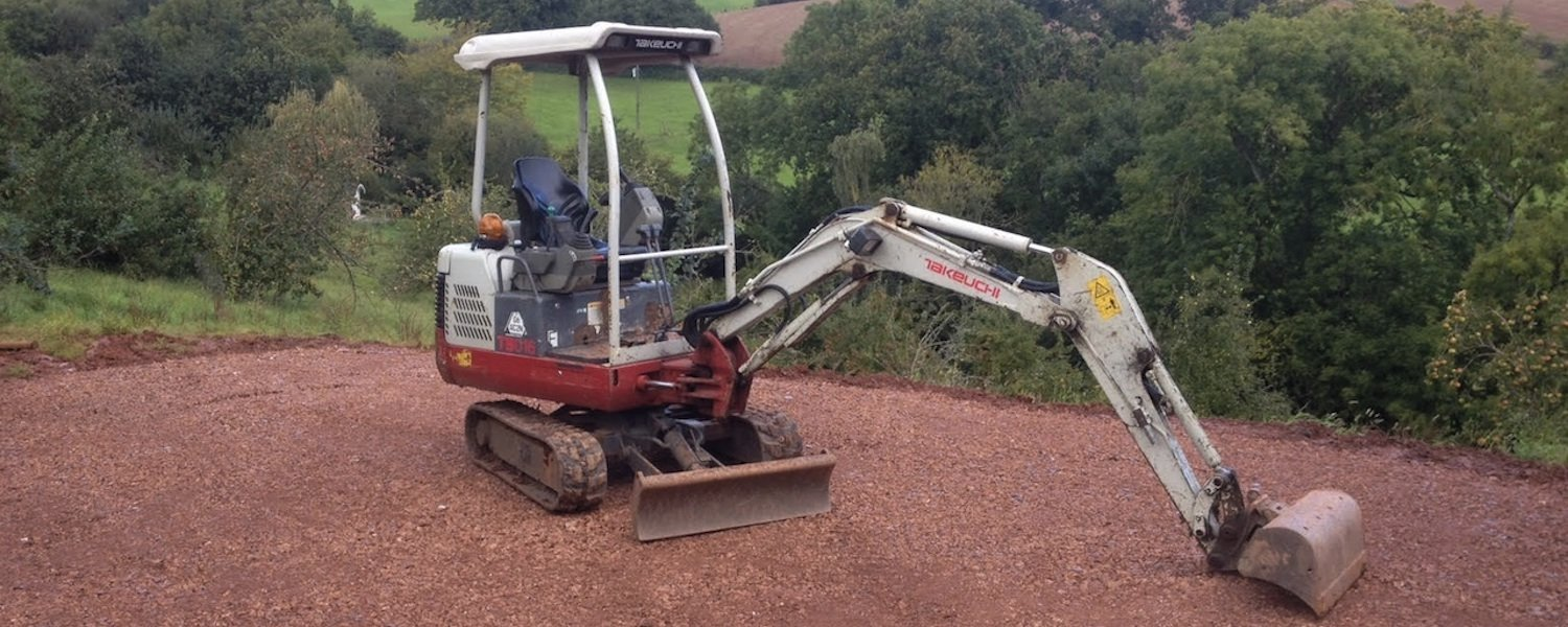 Digger and Driver Hire - 23 11 2015