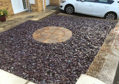 Low Maintenance Front Garden – Exwick, Exeter
