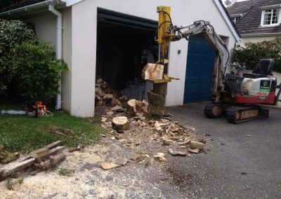 Devon logs for sale!