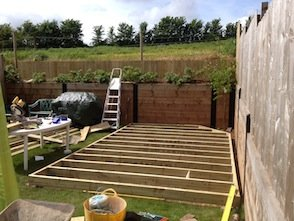 Fencing+and+decking+Newton+St+Cryes+Devon+3