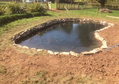 Pond Building – Brampford Speke, Exeter