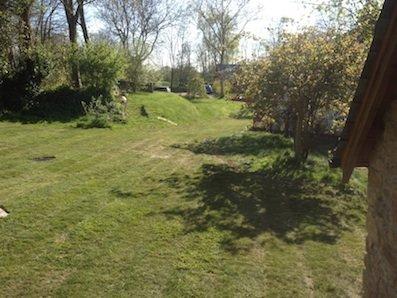 Laying turf at Collumpton