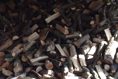 Seasoned logs now for sale!