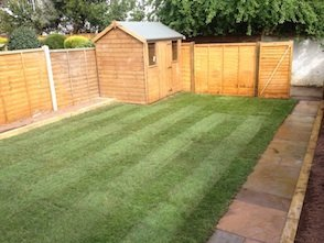 Complete Garden Renovation in Exeter