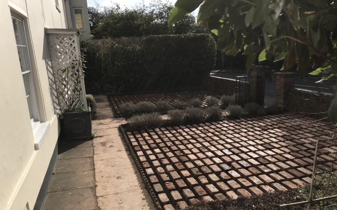 Front Garden Re-vamp – Topsham Road, Exeter