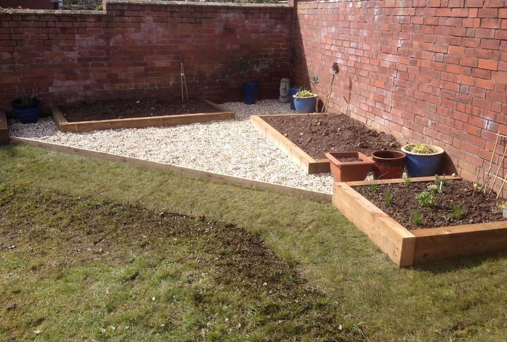 Raised beds – Pennsylvania, Exeter