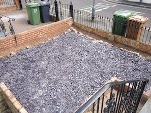 Garden clearer up in Exeter