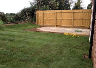 Complete Re-Modelling of Garden