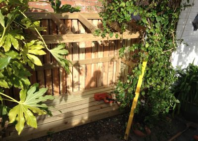 Log store project in Sidmouth