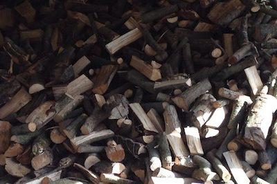 Seasoned logs now for sale!